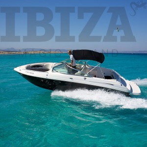 Rent Chaparral 230 SSi Motorboat in Ibiza